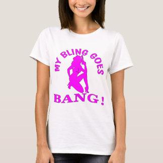My Bling Goes BANG  2 T-Shirt
