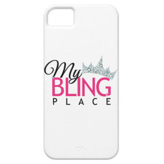My Bling Place Case For The iPhone 5