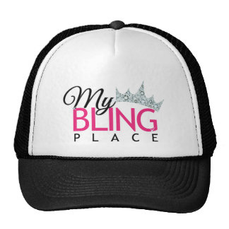 My Bling Place Trucker Hat