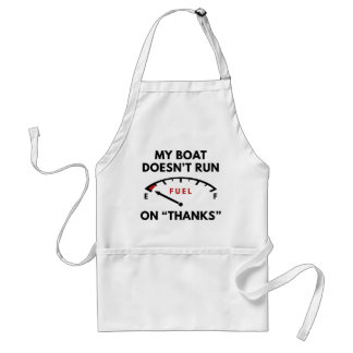My Boat Standard Apron