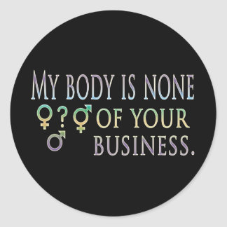 My Body Stickers