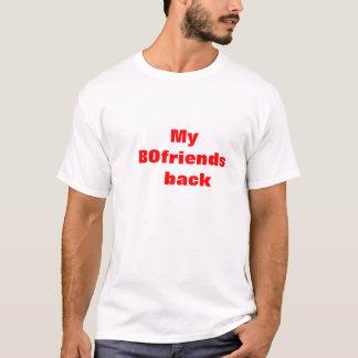 My BOfriends   back T-Shirt