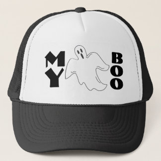 My Boo Spooky Ghost Funny Halloween Hat