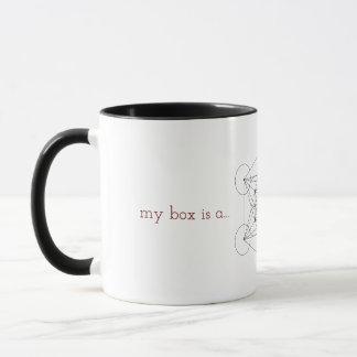 my box is a... mug