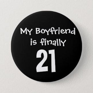 My Boyfriend 7.5 Cm Round Badge