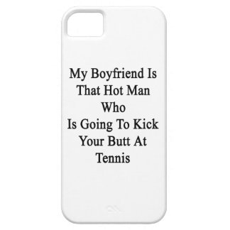 My Boyfriend Is That Hot Man Who Is Going To Kick iPhone 5 Cases