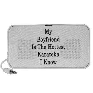 My Boyfriend Is The Hottest Karateka I Know Mini Speakers