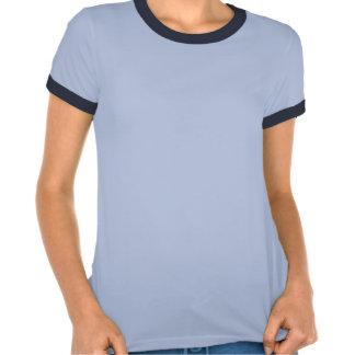 My Boyfriend is the Linebacker T-shirt