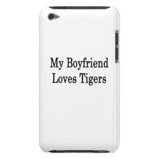 My Boyfriend Loves Tigers iPod Touch Covers