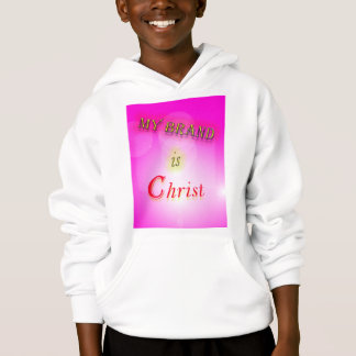 My brand is christ