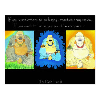 My Buddhas Postcard