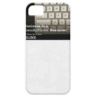 My Business Is A Business By Phone Business iPhone 5 Cases