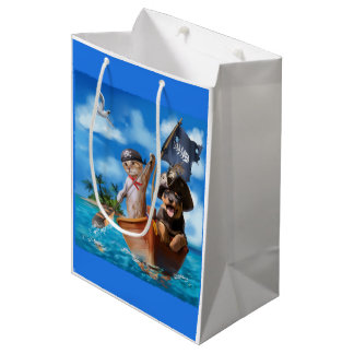 My Captain Medium Gift Bag