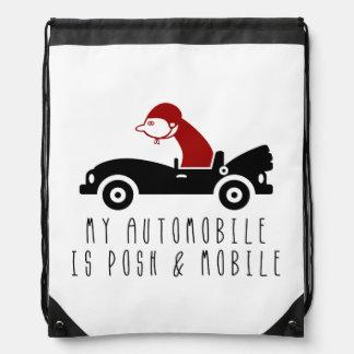 My Car Drawstring Bags