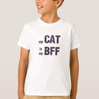 My Cat is My BFF T-Shirt