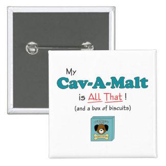 My Cav-A-Malt is All That Pin