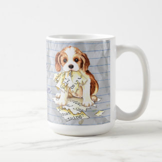 My Cavalier Ate My Lesson Plan Coffee Mug