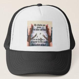 my chains trucker hat