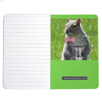 My Chatterings #5, Squirrelly Edition Journal