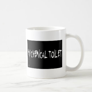 MY CHEMICAL TOILET BASIC WHITE MUG