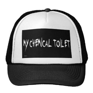 MY CHEMICAL TOILET CAP