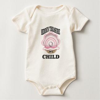 my child hidden treasure baby bodysuit