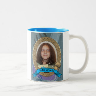 My Child is the Next Science Guy Two-Tone Mug