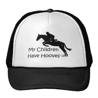 My Children Have Hooves Horse Cap