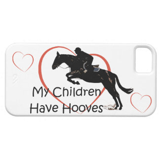 My Children Have Hooves Horse iPhone 5 Case