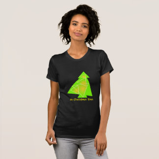 My Christmas Tree illustration of a tree T-Shirt