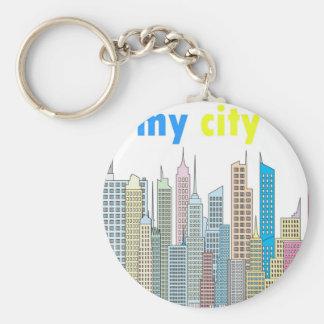 My City Keychains