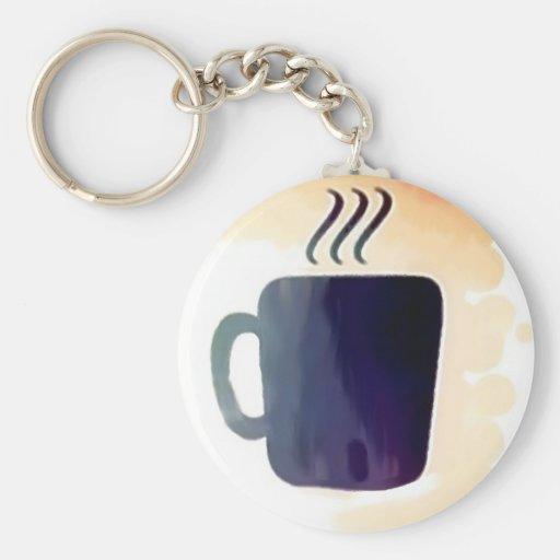 My Coffee Fix Keychains