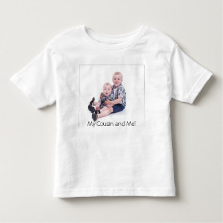 My Cousin and Me Toddler T-Shirt