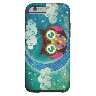 My Crescent Owl iPhone 6 Case Tough iPhone 6 Case