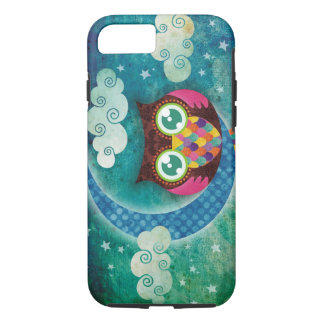 My Crescent Owl iPhone 7 Case