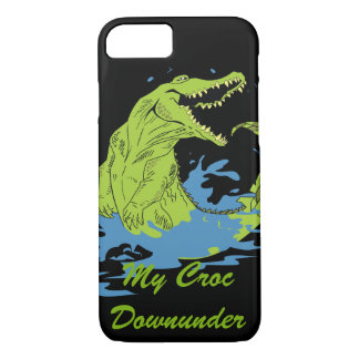 My Croc Iphone Case