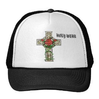 MY CROSS, HOLY WEAR TRUCKER HAT