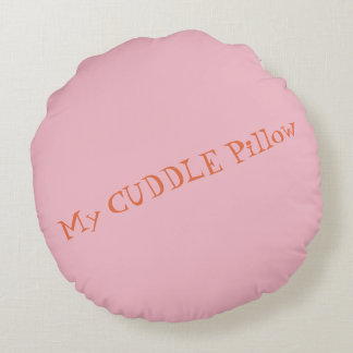 My Cuddle Pillow