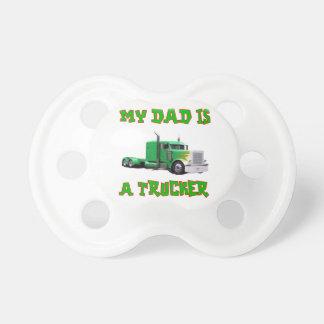 My Dad is a Trucker Pacifier