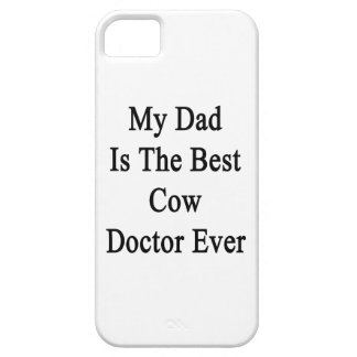 My Dad Is The Best Cow Doctor Ever Cover For iPhone 5/5S