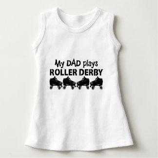 My Dad plays Roller Derby, Roller Skating Dress