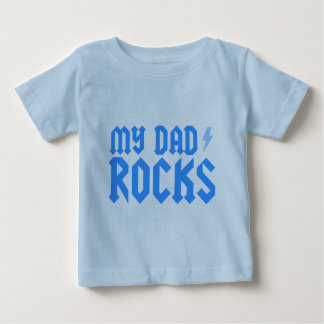 My Dad Rocks Infant T-Shirt