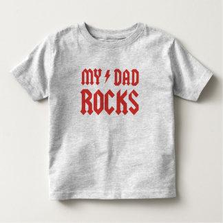 My Dad Rocks Tee Shirt