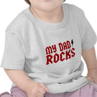 My dad rocks t-shirts