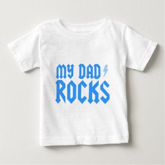My Dad Rocks Tshirt
