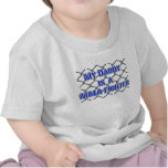 My Daddy is a Cage Fighter! MMA Design Tee Shirt
