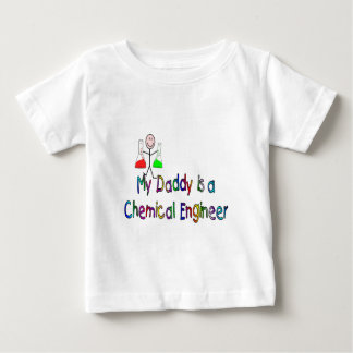 My Daddy is a Chemical Engineer Kids Shirts