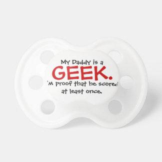 My Daddy is a GEEK. Dummy