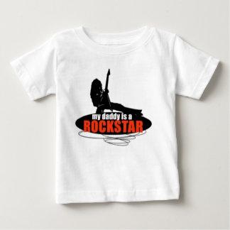 My Daddy Is A Rockstar t-shirt