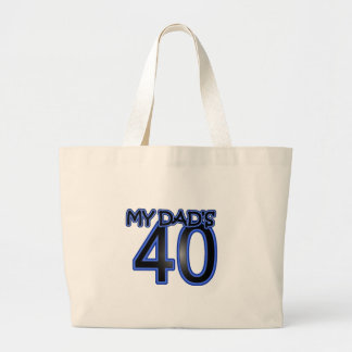 My Dad's 40 Bags